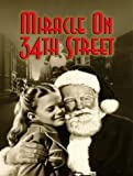 Miracle on 34th Street - movie DVD cover picture