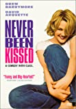 Never Been Kissed - movie DVD cover picture