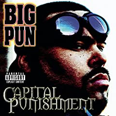 Big Pun Capital Punishment cover