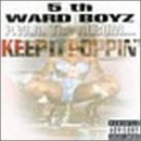 Cubierta del álbum de P.W.A. The Album: Keep It Poppin'