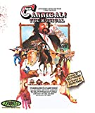 Cannibal! The Musical - movie DVD cover picture