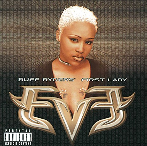 Original album cover of Ruff Ryders' First Lady by Eve