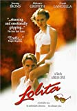 Lolita - movie DVD cover picture