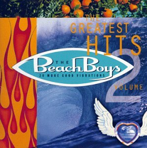 Beach Boys - The Greatest Hits Vol. 2: 20 More Good Vibrations by The Beach Boys album cover