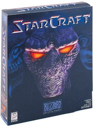 StarCraft by Blizzard Entertainment (CD-ROM)