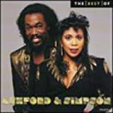Pochette de l'album pour The Best of Ashford & Simpson