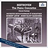 Beethoven, Piano Concertos, Levin/Gardiner