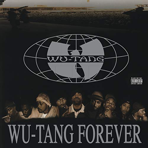 Album cover for Wu-Tang Forever