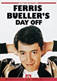 Ferris Bueller's Day Off - movie DVD cover picture