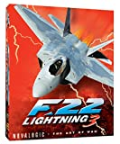 F-22 Jet Fighter Flight Simulation and Simulation Video Games.