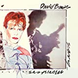 album art to Scary Monsters... and Super Creeps