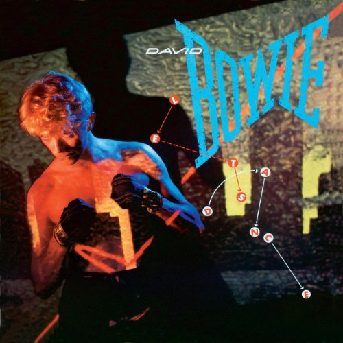 CD-Cover: David Bowie - Let's Dance