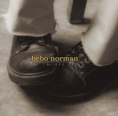 Ten Thousand Days by Bebo Norman album cover