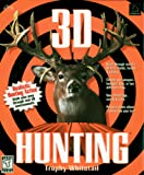 3-D Hunting Trophy Whitetail