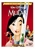 Mulan (Disney Gold Classic Collection) - movie DVD cover picture