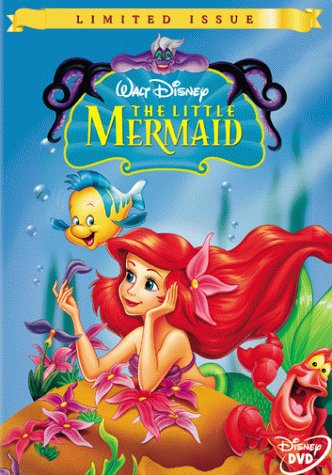 The Little Mermaid (Limited Issue) (1989) Jodi Benson, Samuel E. Wright