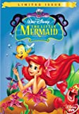 The Little Mermaid (Limited Issue) - movie DVD cover picture