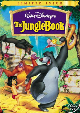 The Jungle Book (Limited Issue) (1967)  Phil Harris, Sebastian Cabot