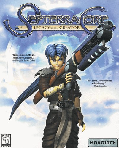 Septerra Core GAME