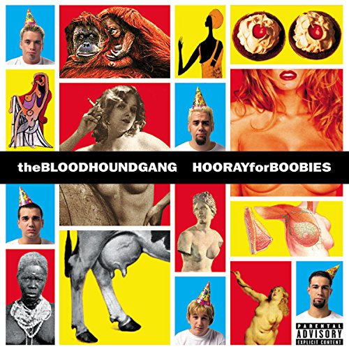 CD-Cover: Bloodhound Gang - Bloodhound Gang - Hooray For Boobies