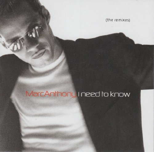 I Need to Know [CD/Vinyl Single]