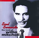 Skivomslag för Soul Serenade - the Best of Willie Mitchell