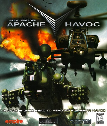 Apache Havoc (Jewel Case)