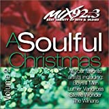 Album cover for A Soulful Oldies Christmas (K Earth 101 FM)