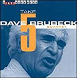 Copertina di album per Take 5 Quartet: A Jazz Hour With Dave Brubeck Quartet