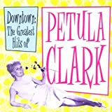 Carátula de Downtown - The Greatest Hits of Petula Clark