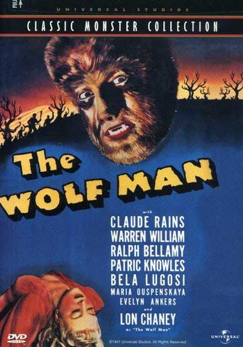 Wolf Man, The / �������-���� (1941)
