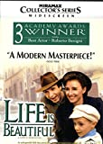 Life Is Beautiful - movie DVD cover picture