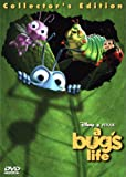 A Bug's Life (Collector's Edition) - movie DVD cover picture