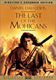 The Last of the Mohicans - movie DVD cover picture