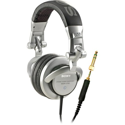 Dj headphones detachable cable - Sony MDR-1ADAC - headphones Overview