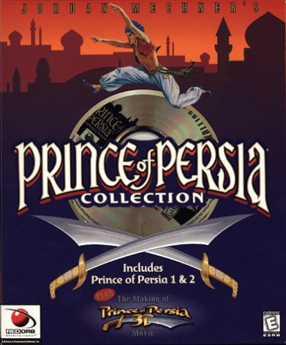 Prince of Persia I and II   - The   Learning Company