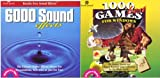 6000 Sound Effects & 1000 Best Windows Games Twin Pack