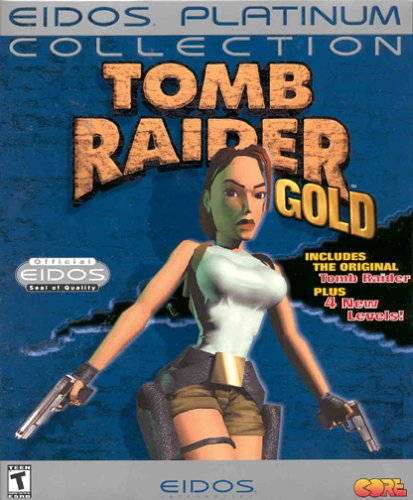 Tomb Raider Gold  by Eidos Interactive (CD-ROM)