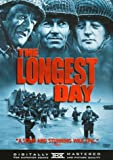The Longest Day - movie DVD cover picture