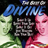Skivomslag fr Best of Divine, The