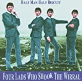 Capa do álbum Four Lads Who Shook the Wirral