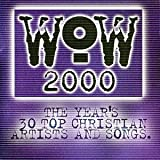 Pochette de l'album pour WoW Gospel 2000 (disc 2)
