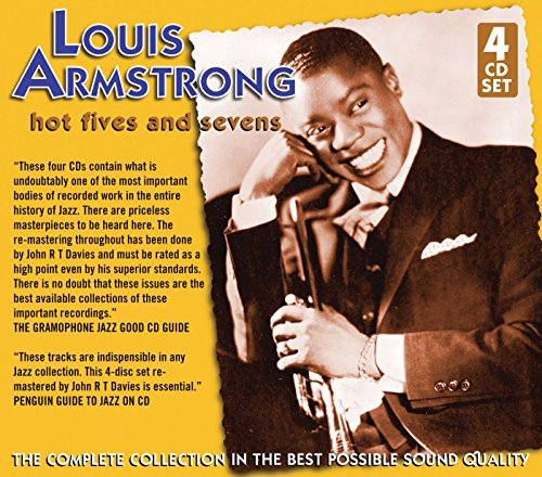 Louis Armstrong - The Hot Fives & Sevens - Zortam Music
