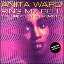Cubierta del álbum de Anita Ward - Ring My Bell-Greatest Hits Rem