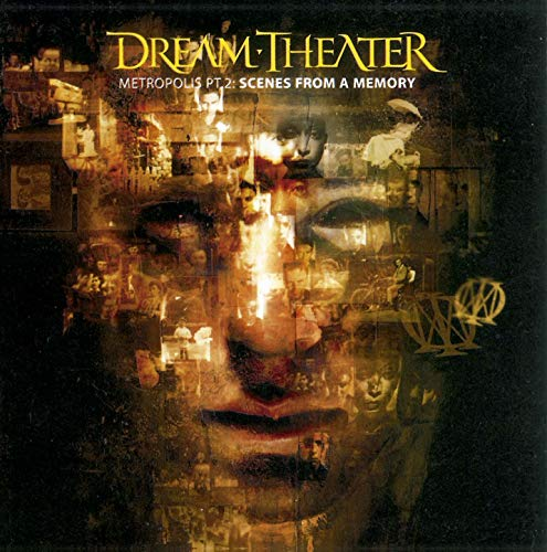 Dream Theater - Metropolis Part 2: Scenes from a Memory - Zortam Music