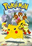 Pokemon - The Great Race (Vol. 11) - movie DVD cover picture