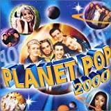 Album cover for Planet Pop 2000