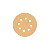 DEWALT DW4301 5 8 Hole 80 Grit Hook and Loop Random Orbit Sandpaper (5-Pack)