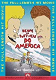 Beavis and Butt-head Do America - movie DVD cover picture