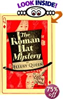 The Roman Hat Mystery by  Ellery Queen (Hardcover) 